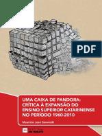 UMA CAIXA DE PANDORA