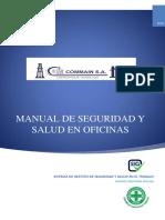 Manual de Seguridad y Salud en Oficinas