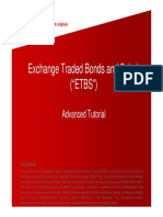 Market Securities Bond Advanced ETBS Tutorial