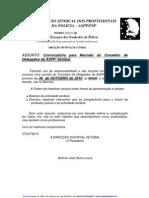 Convocatória conselho de  delegados aspp 30OUT2010[1]