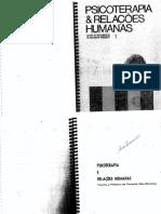 Carl Rogers Psicoterapia e Relacoes Humanas 1