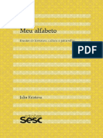 Julia Kristeva - Meu Alfabeto_Ensaios de Literatura