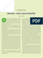 Brasil- País Multilingue - Eduardo Guimarães