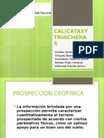 267694406 Calicatas y Trincheras