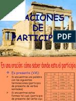 griego -oraciones de participio