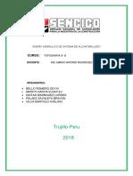 INFORME DE DISEÑO DE ALCANTARILLADO.docx