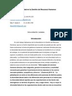 La Diversidad de La Gestión de Recursos Humanos (3)