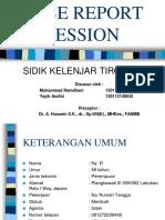 CASE REPORT Nuklir-Sidik Tiroid.ppt