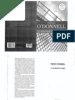 Pacho O`DONNELL - La sociedad de los miedos