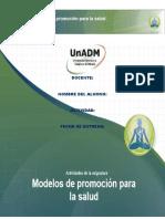ACT1. MODELOS Y TEORIAS DEL COMPORTAMIENTO (FORO).docx