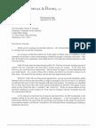 Ford Letter