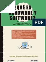 Qué Es Hardware y Software