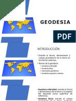 Conceptos de Geodesia