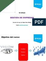 GE 2014 I Sesión 1 Proceso Administrativo