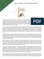 RES Carlo Rovelli La Realidad No Es Lo Que Parece Estructura Elemental de Las Cosas 20180725