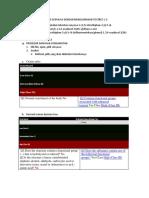 Analisis Senyawa Dengan Menggunakan Toxtree V