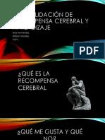 Consolidación de Recompensa cerebral y aprendizaje.pptx