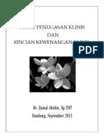 Surat Penugasan Klinis Dan Rincian Kewenangan Klinis