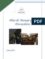 Manual de Proveedores