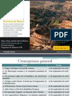 Sesión 5 El Helenismo Roma Avanza Hacia Oriente