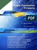 37009133 Odontologia Preventiva Clase 1