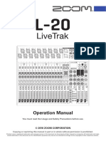 E L-20 OperationManual