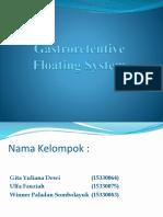 PPT Tab Gastroretentive Floating