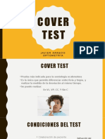 Cover Test