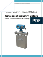 Dalian Zero Instrument Technology Co., Ltd China company introduction
