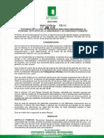 RES 4500-2018 SE RECONOCE DESCANSO REMUNERADO AL PERSONAL DE PLANTA DE LA UNIVERSIDAD Y SE SUSPENDEN TERMINOS.pdf