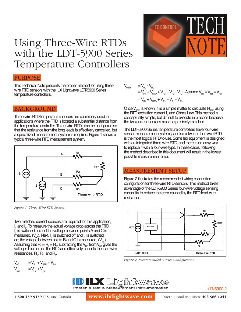 Fine 3 Wire Rtd Lead Balance Gift - Electrical Diagram Ideas ...