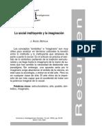 Dialnet-LoSocialInstituyenteYLaMaginacion-284113