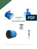 Electromagnetic Flow Meter Z100E by Dalian Zero Instrument Technology Co., Ltd China