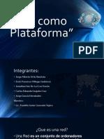 Red Como Plataforma