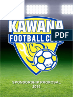 KawanaFC_SponsorshipProposal