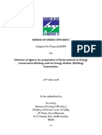 Request for Proposal- Selection of Agency for preparation of Study material on Energy Conservation Building code for Energy Auditor (Building) Examination.pdf
