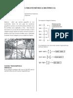 1.- Razones Trigonométricas Recíprocas.