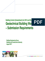 GBW Requirements