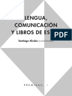 Lengua, comunicacion y libros de estilo