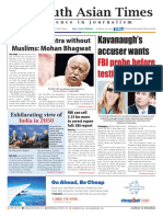 Vol.11 Issue 21 September 22-28, 2018