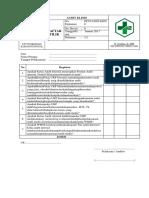 57 Spo Audit Medis (Daftar Tilik)
