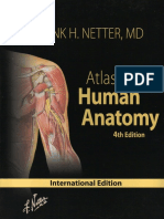 Atlas of Human Anatomy - 4th Edition - By Frank H. Netter