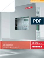 Fire Detection and Extinguishing Control Panel FMZ 5000 Mod S