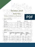 Revelion Felix PDF