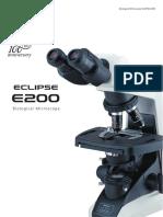 E200_2CE-MQZH-7 Microscope brochure