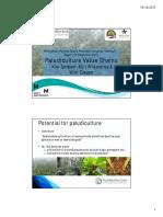 Paludiculture Bogor 18 Dec 2017