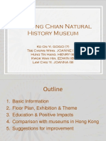 Lee Kong Chian Natural History Museum-Group 7