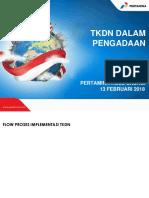 Highlight TKDN Pekanbaru 2018