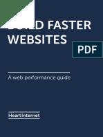 Build Faster Websites - Heart Internet