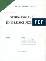 Engleski IV